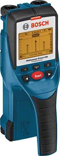 ΑνιχνευτήςBoschWallscanner D-Tect 150 Professional Τοίχου