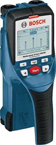 ΑνιχνευτήςBoschWallscanner D-Tect 150 SV Professional Τοίχου