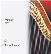 Bow Brand 'ρπας Nat Gut Pedal 33η Λα ( A ) 5ης οκτάβας