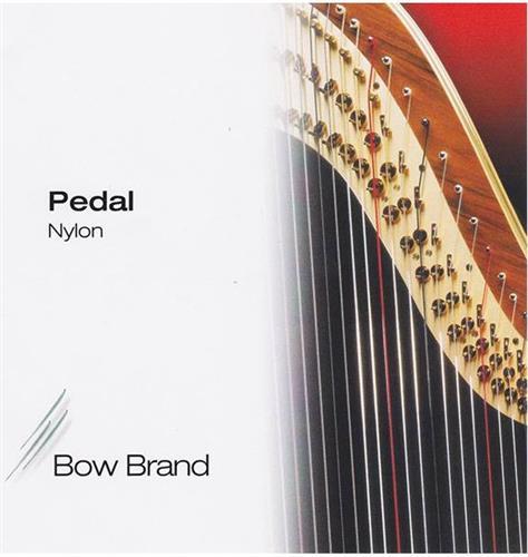 ΧορδέςBow Brand'ρπας Nylon Pedal 5η Λα ( A ) 1ης οκτάβας