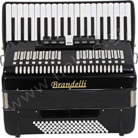 Brandelli 120B Μαύρο