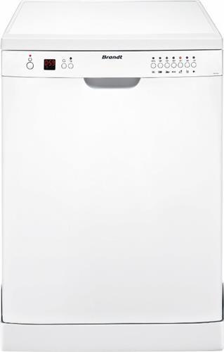Πλυντήριο Πιάτων 60 cmBrandtDFH 12127W