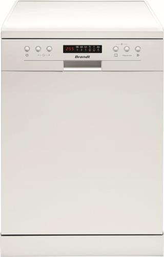 Πλυντήριο Πιάτων 60 cmBrandtDFH 13117W