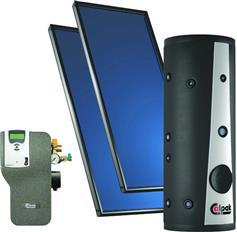 Calpak EP CLS2-300 / 2xM4-260 Κεραμοσκεπής