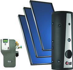 Calpak EP CLS2-300 / 3xM4-200 Κεραμοσκεπής
