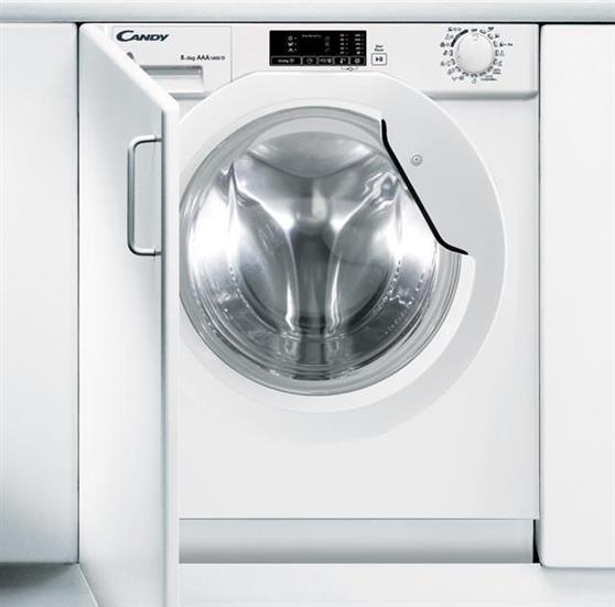 Εντοιχιζόμενο Πλυντήριο/ΣτεγνωτήριοCandyCBWD 8514D-S