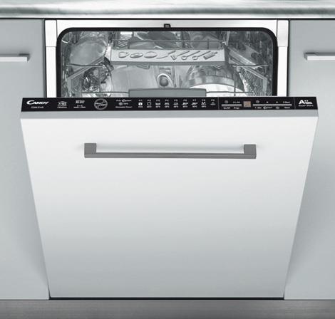 Εντοιχιζόμενο Πλυντήριο Πιάτων 60 cmCandyCDIM 5146