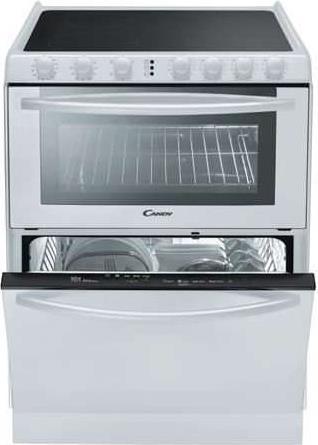 Κεραμική ΚουζίναCandyTrio 9503W