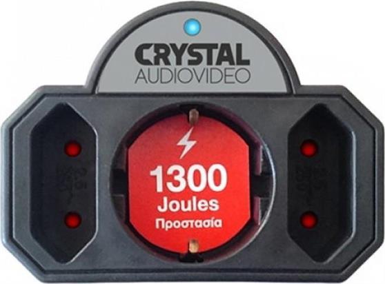 Πολύπριζο ΑσφαλείαςCrystal AudioCP-21