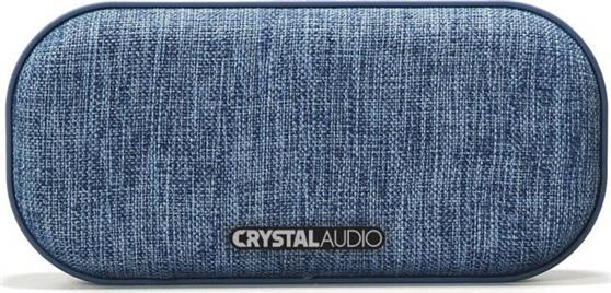 Ασύρματο Ηχείο Crystal Audio Tub Blue 5W BS-03-BL