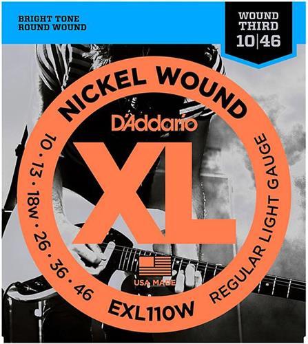 D Addario 2221 EXL-110W Ηλεκτρικής Κιθάρας
