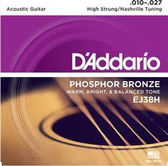 D Addario ΕJ-38H Ακουστικής Κιθάρας