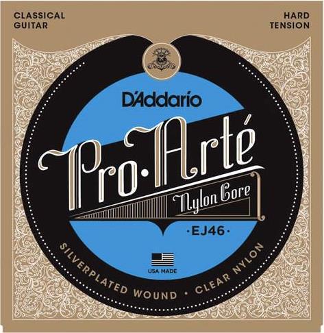 ΧορδέςD AddarioEJ-46 Κλασικής Κιθάρας