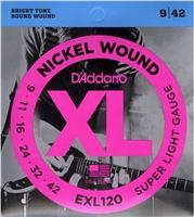 D Addario EXL-120 Ηλεκτρικής Κιθάρας