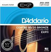 D Addario EXP-11 Ακουστικής Κιθάρας