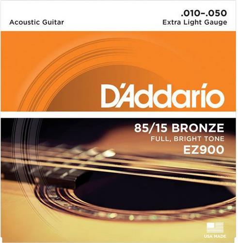 ΧορδέςD AddarioΕΖ-900 Ακουστικής Κιθάρας