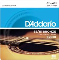 D Addario ΕΖ-910 Ακουστικής Κιθάρας
