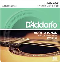 D Addario EZ-920 Ακουστικής Κιθάρας