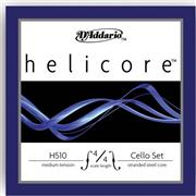 D Addario Helicore H550 4th Tuning Σετ Χορδών Τσέλου 4/4