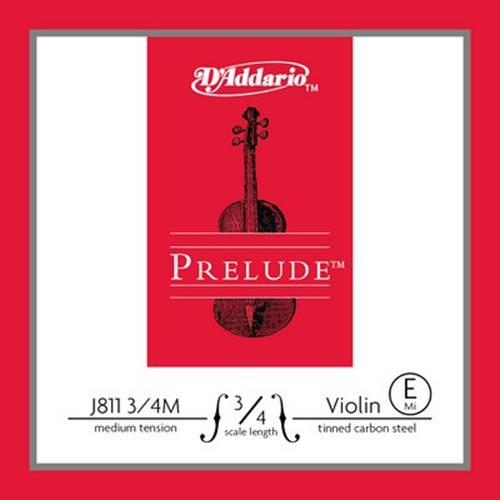 ΧορδέςD AddarioJ811 3/4 Medium Βιολιού