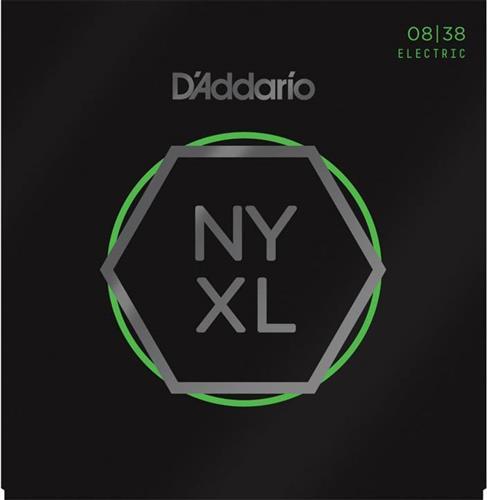 ΧορδέςD AddarioNYXL0838 Xορδές Hλεκτρικής Κιθάρας (8-38)