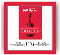 D Addario Prelude J1010 3/4 Medium Tension Σετ χορδών τσέλου