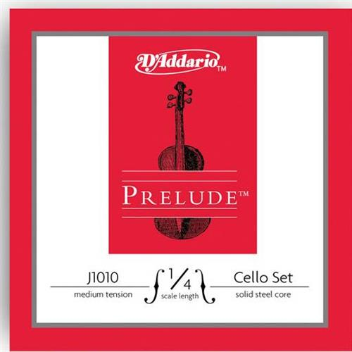 ΧορδέςD AddarioPrelude J1014 1/4 Ντο Medium Tension Τσέλου
