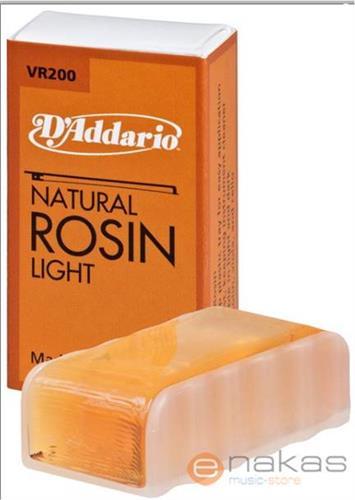 ΡετσίνιD AddarioVR-200 Natural Βιολιού