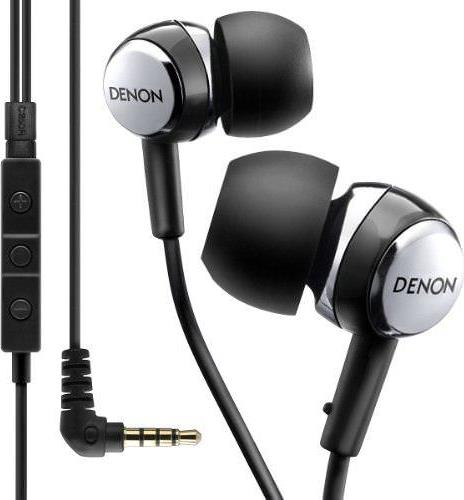Ακουστικά In EarDenonAH-C260R Μαύρο
