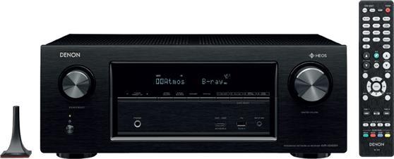 ΡαδιοενισχυτήςDenonAVR-X2400H BL