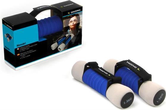ΒαράκιDiadoraΜε Velcro 3kg Soft