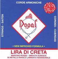 Dogal R38L1 - ΛΑ (A) Chrome Κρητικής Λύρας