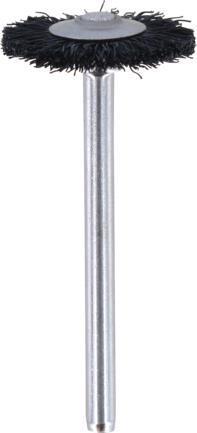 Αξεσουάρ ΕργαλείωνDremel403 Τρίχινη Βούρτσα 19mm 2 τμχ