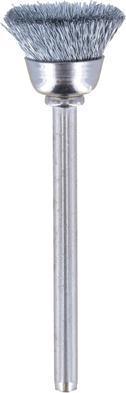 Αξεσουάρ ΕργαλείωνDremel442 Συρματόβουρτσα από Ανθρακούχο Χάλυβα 13mm 2 τμχ