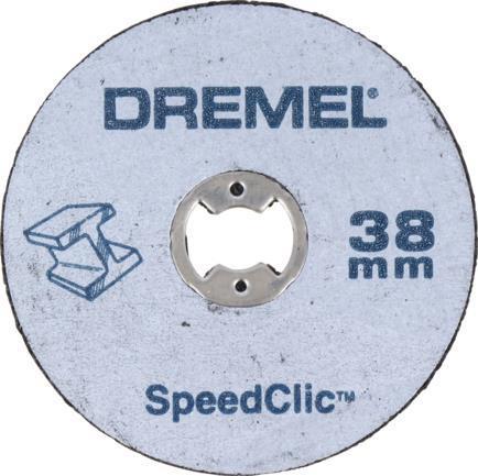 Αξεσουάρ ΕργαλείωνDremelSC406 EZ SpeedClic Αρχικό Σετ