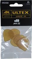 Dunlop 427P Ultex Jazz III ( 6 τεμάχια )