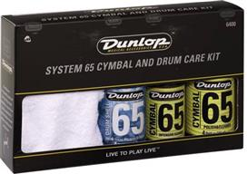 Dunlop<br/>6400 Σετ Καθαριστικών για Drums και Πιατίνια