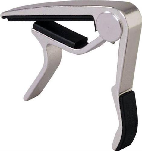 ΚαποτάστοDunlop84FB Ακουστικής Κιθάρας Trigger Flat Black