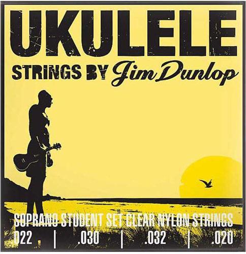 ΧορδέςDunlopDUY201 Soprano Ukulele Set