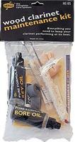 Dunlop HE-105 Πλήρες Σετ Καθαρισμού-Συντήρησης-Γυαλίσματος για κλαρινέτο