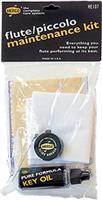 Dunlop HE-107 Πλήρες Σετ Καθαρισμού-Συντήρησης-Γυαλίσματος για φλάουτο