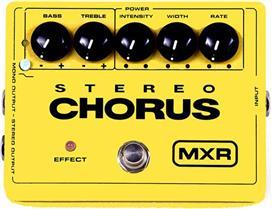 Dunlop MXR Μ-134 Stereo Chorus Πετάλι