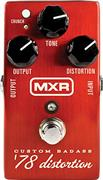 Dunlop MXR M78 Bad Ass Distortion