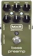 Dunlop MXR M81 Bass Preamp Πετάλι