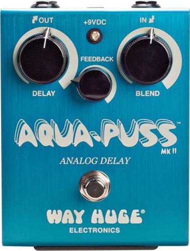 Εφέ & ΠετάλιαDunlopWHE701 Aqua Puss Analog Delay