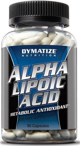 Συμπλήρωμα ΔιατροφήςDymatizeAlpha Lipoic Acid 90ct