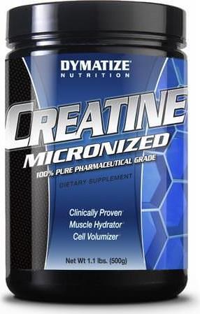 Συμπλήρωμα ΔιατροφήςDymatizeCreatine Monohydrate 500g