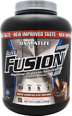 Συμπλήρωμα ΔιατροφήςDymatizeElite Fusion 7 1816gr