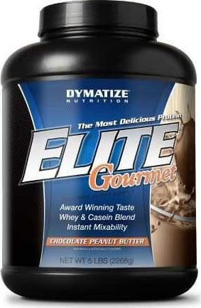 Συμπλήρωμα ΔιατροφήςDymatizeElite Gourmet Protein 5lb