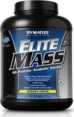 Συμπλήρωμα ΔιατροφήςDymatizeElite Mass Gainer 2,7 Kgr